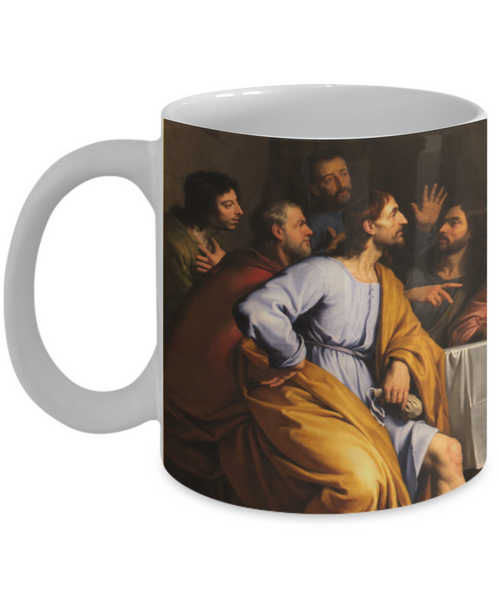 The Last Supper Mug