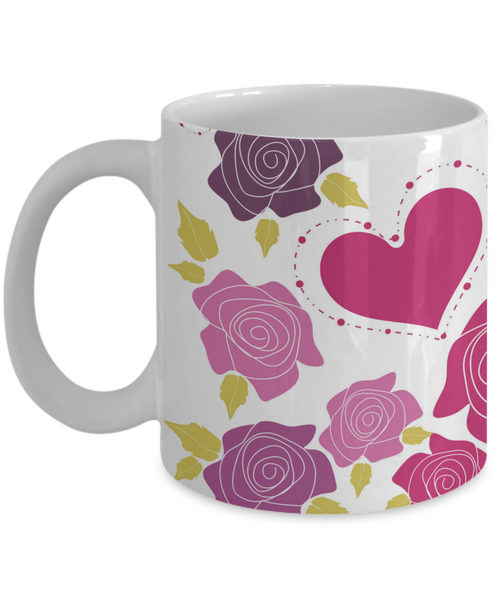 Love Grows Here Mug