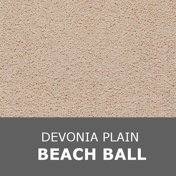 Axminster Devonia Plain - 002/76000 Beach Ball