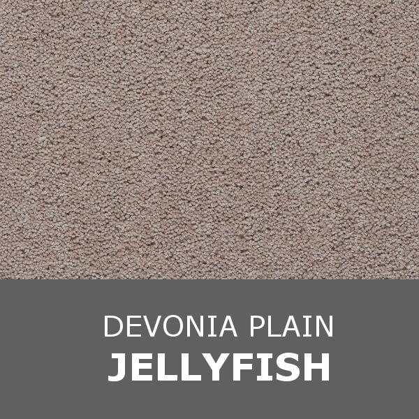 Axminster Devonia Plain - 099/76000 Jellyfish