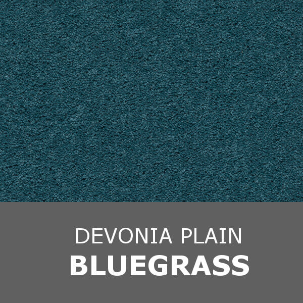 Axminster Devonia Plain - 1186/76000 Blue Grass