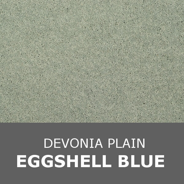 Axminster Devonia Plain - 1306/76000 Eggshell Blue