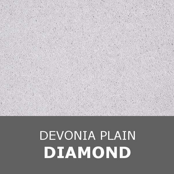 Axminster Devonia Plain - 1371/76000 Diamond *New*