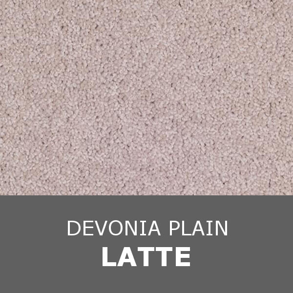 Axminster Devonia Plain - 1372/76000 Latte *New*