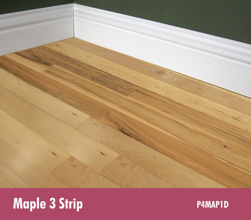 Lignum Strata - Fourteen 3 - Maple 3 Strip