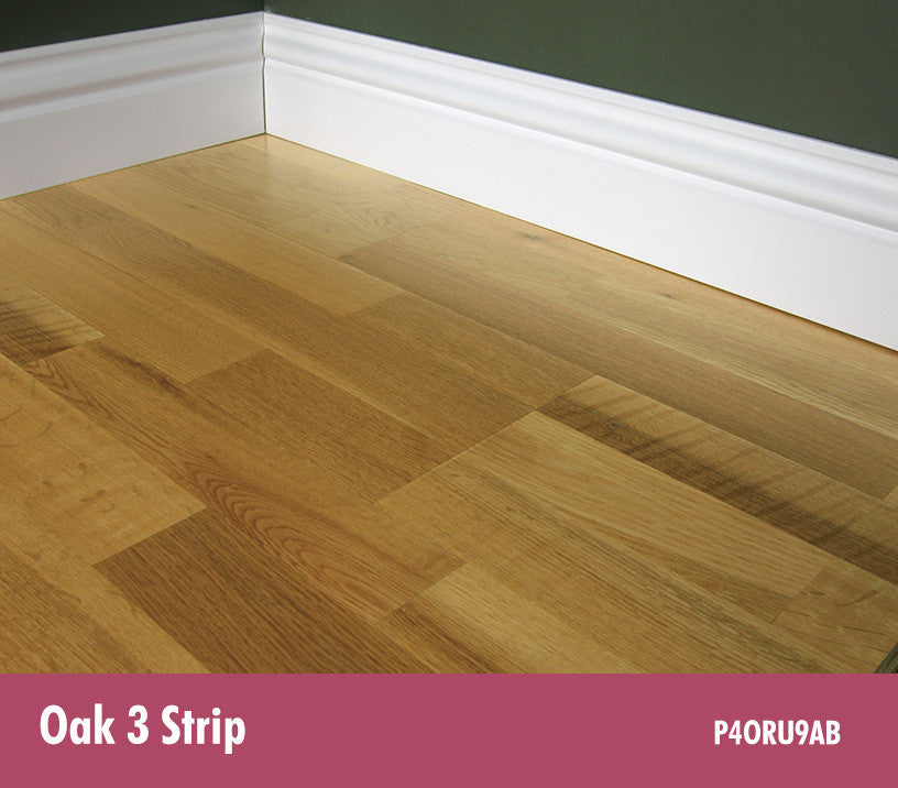 Lignum Strata - Fourteen 3 - Oak 3 Strip