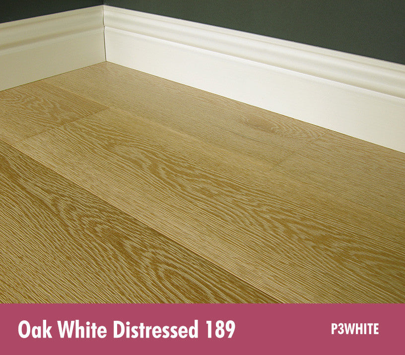 Lignum Strata - Fourteen 3 - 3 Layer Oak 189 White Distressed