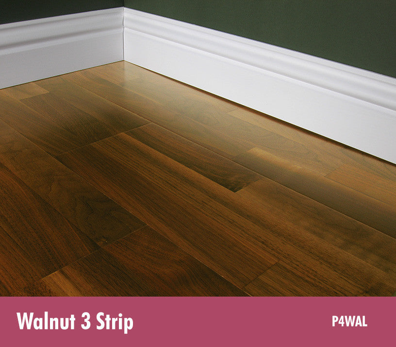 Lignum Strata - Fourteen 3 - Walnut 3 Strip