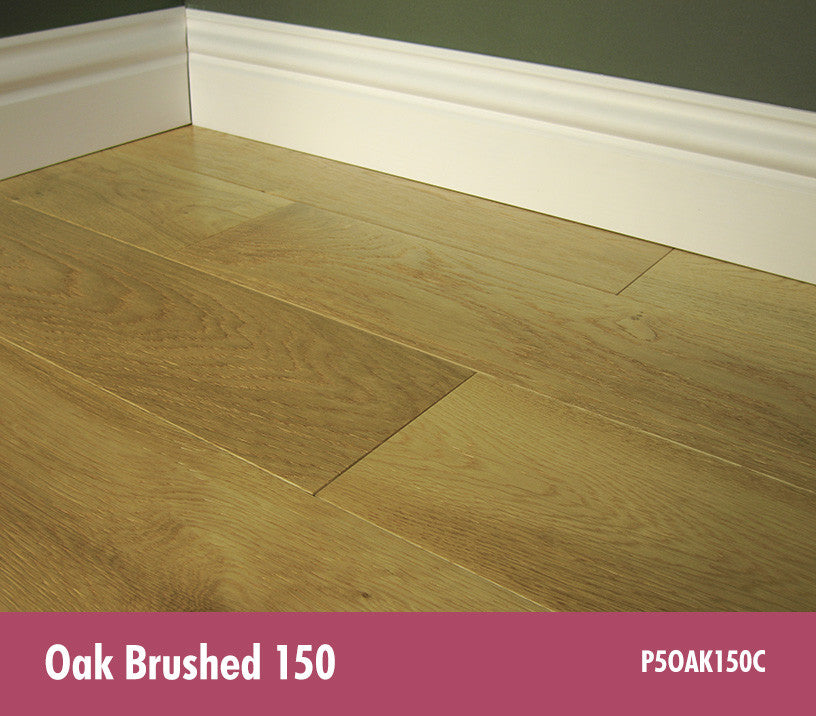 Lignum Strata - Eighteen 5 - Multiply Oak Brushed 155