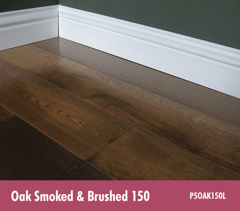 Lignum Strata - Eighteen 5 - Multiply Oak Smoked & Brushed 155