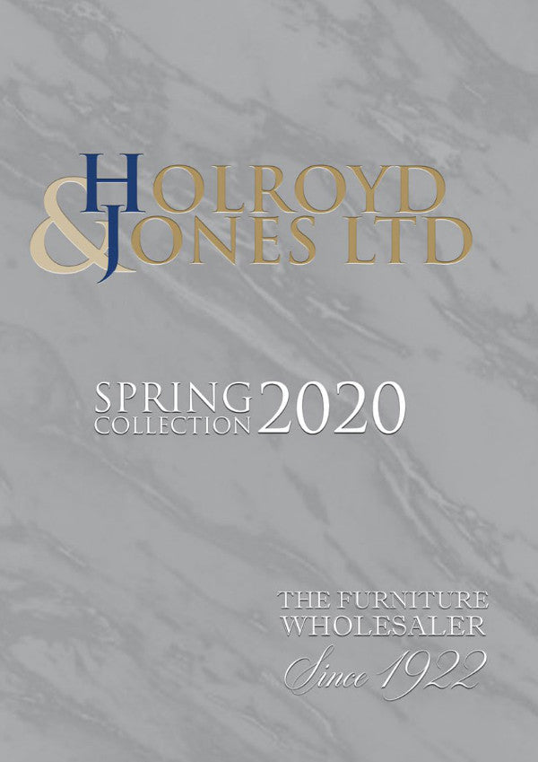 Browse Holroyd and Jones' latest catalogue here