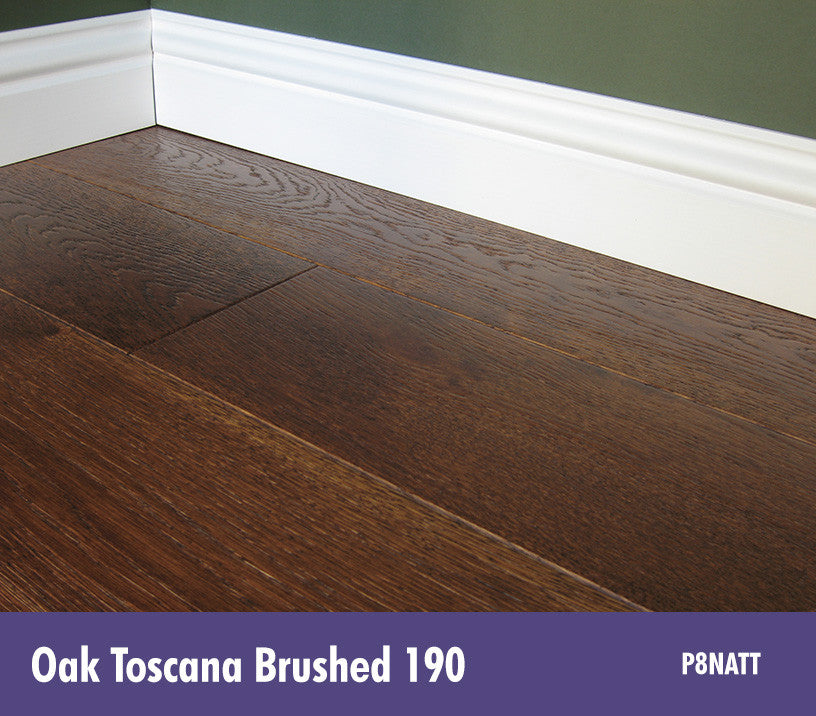 Lignum Strata - Twenty 6 - Premium Multiply Oak Toscana Brushed 190