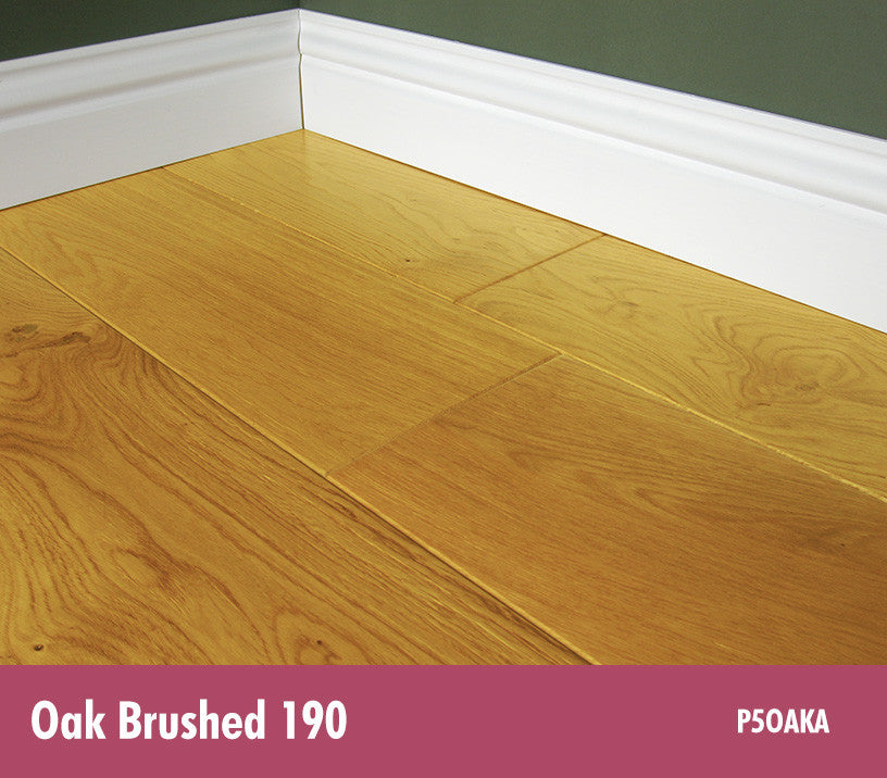 Lignum Strata - Twenty 6 - Multiply Oak Brushed 190