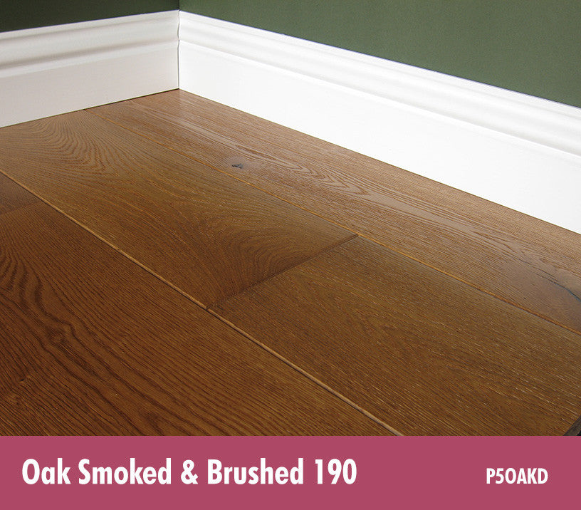 Lignum Strata - Twenty 6 - Multiply Oak Smoked & Brushed 190