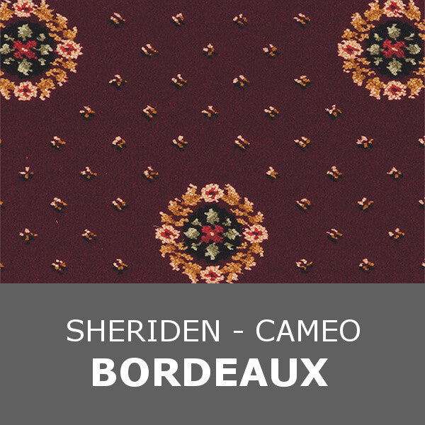 Ulster Sheriden - Cameo Bordeaux 22/2614