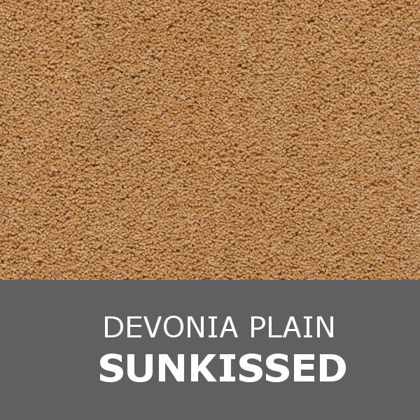 Axminster Devonia Plain - 396/76000 Sunkissed