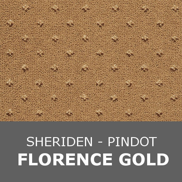 Ulster Sheriden - Pindot Florence Gold 43/2562