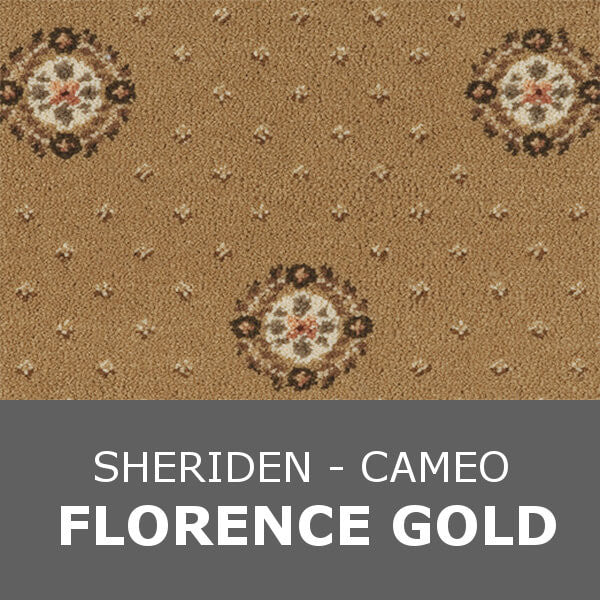 Ulster Sheriden - Cameo Florence Gold 43/2617