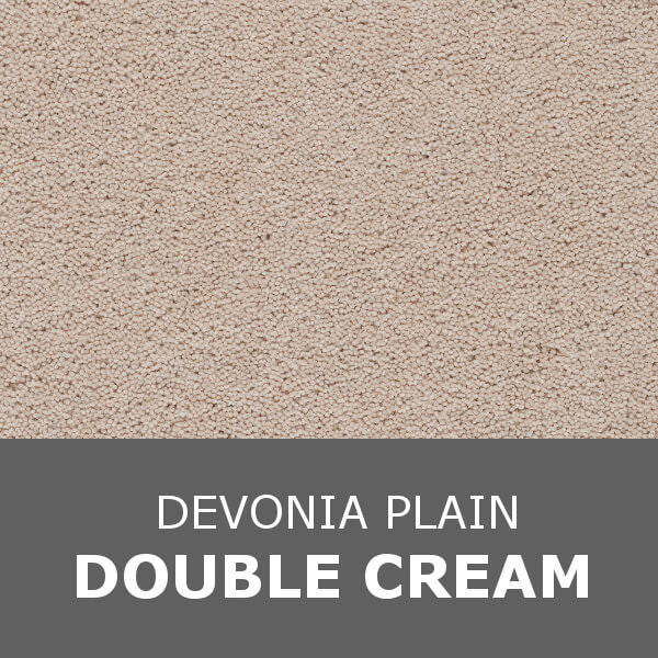 Axminster Devonia Plain - 489/76000 Double Cream