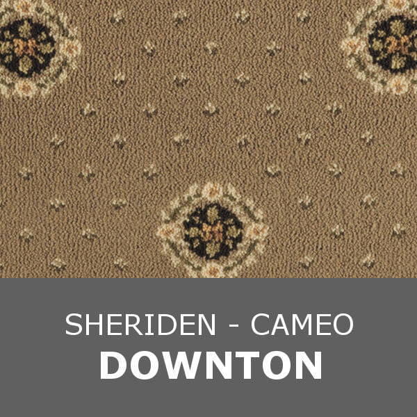 Ulster Sheriden - Cameo Downton 51/2558