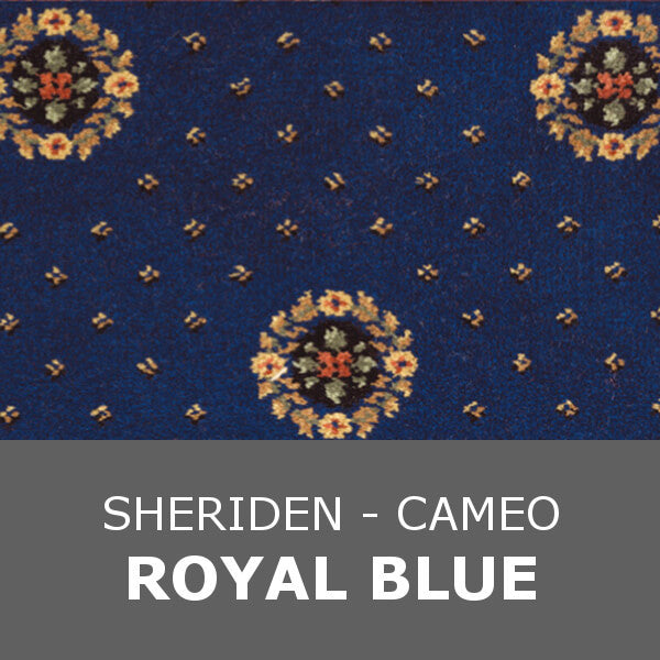 Ulster Sheriden - Cameo Royal Blue 52/2461