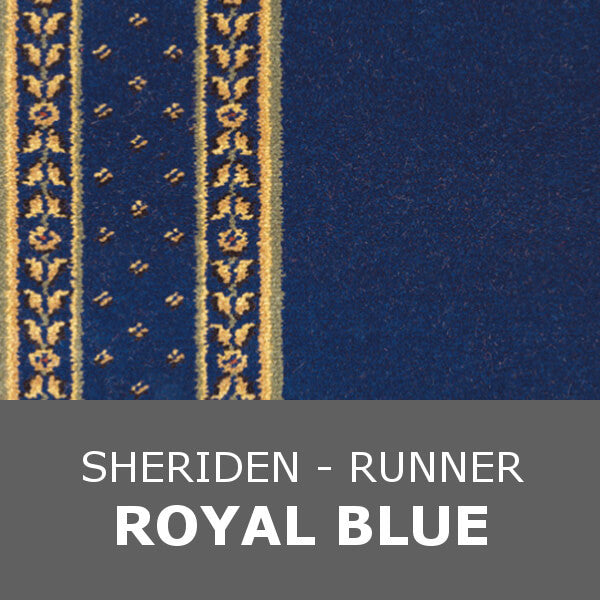Ulster Sheriden - Runner 0.69m Royal Blue 52/2605