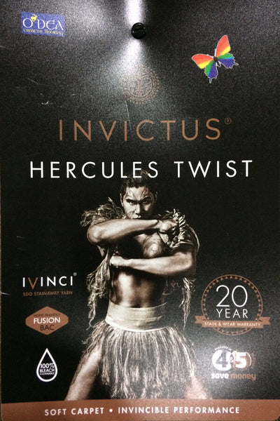 Associated Weavers Invictus - Hercules Twist - Ice Flow 03