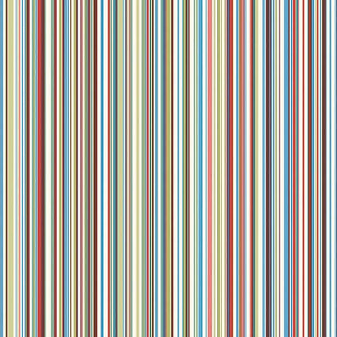 Bubblegum & Liquorice - Stripes 75 - Patterned Vinyl