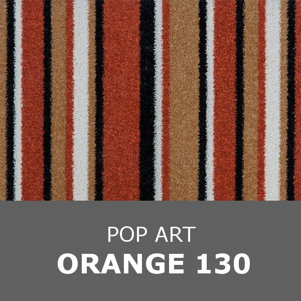 Balta Stainsafe POP ART - Orange 130
