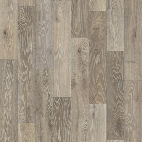 Pietro - Fumed Oak 649M - Timber Effect Vinyl