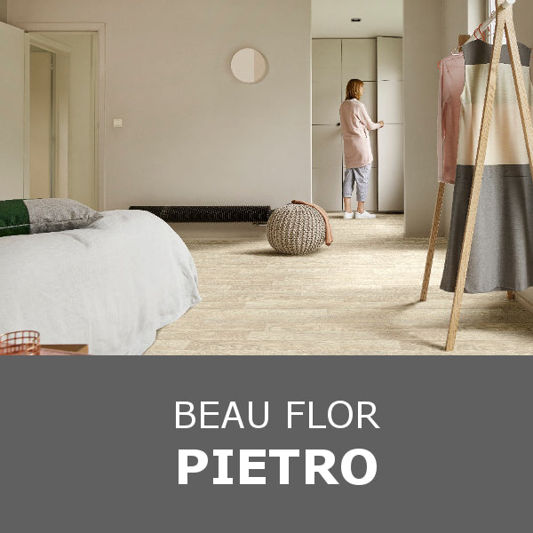 Beau Flor Cushion Vinyl - Pietro Collection