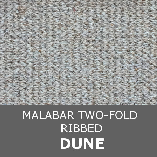 Cormar Carpets - MALABAR Two-fold Textured Wool Collection
