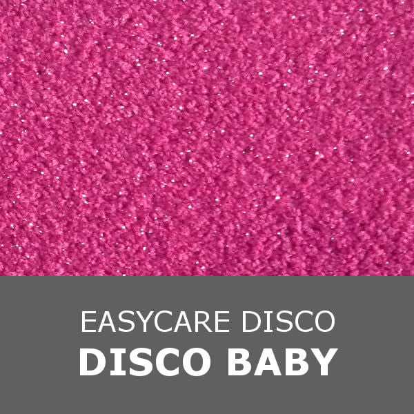 Regency Easycare Disco Baby 901 - with Sparkle effect