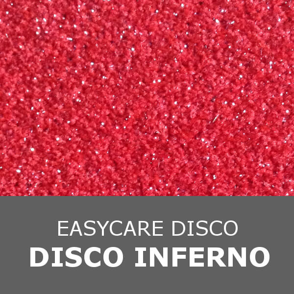 Regency Easycare Disco Inferno 906 - with Sparkle effect
