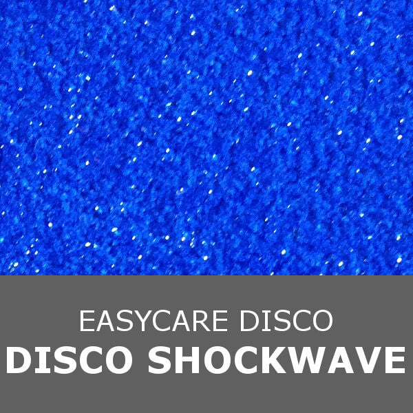 Regency Easycare Disco Shockwave 905 - with Sparkle effect
