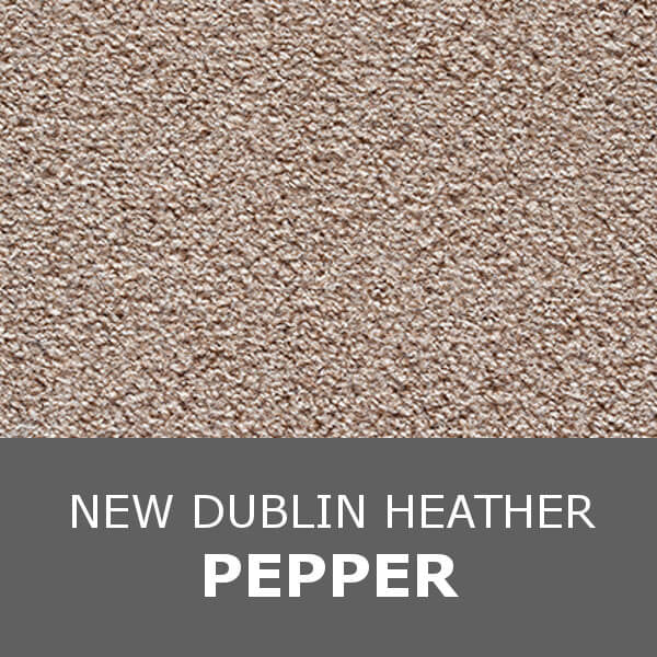 Ideal New Dublin Heather - Pepper 315