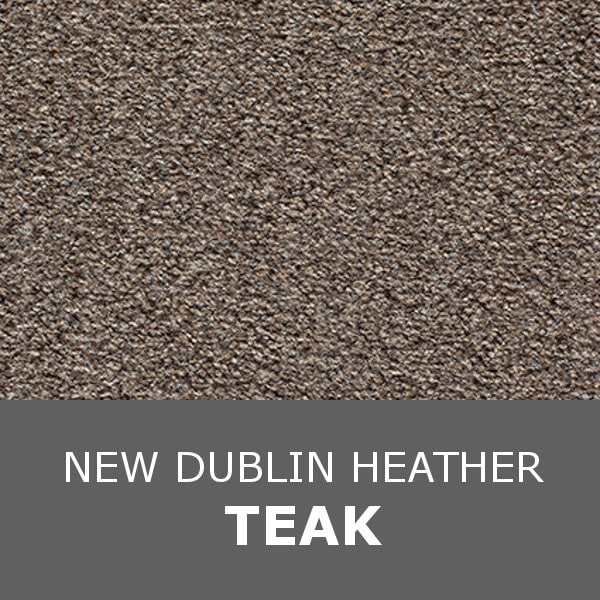 Ideal New Dublin Heather - Teak 962