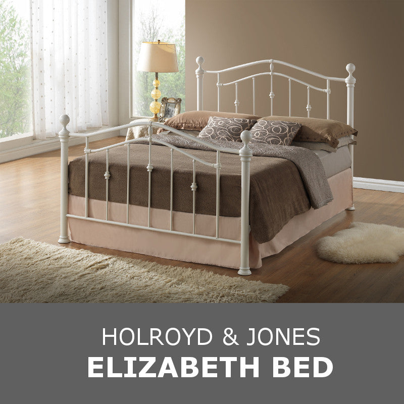 Holroyd & Jones - Elizabeth Bed