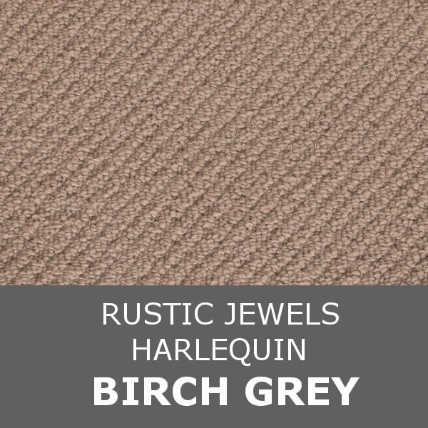 Navan Rustic Jewels - Harlequin - Birch Grey 42811