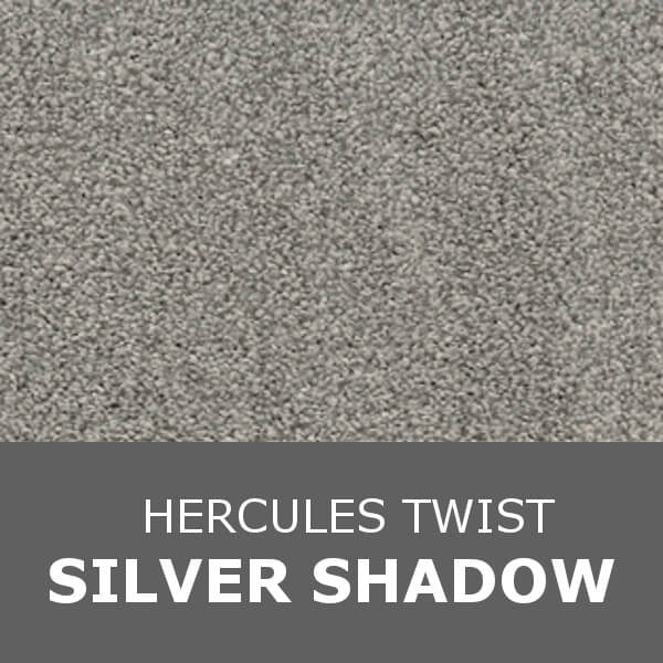 Associated Weavers Invictus - Hercules Twist - Silver Shadow 90