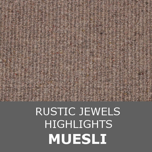 Navan Rustic Jewels - Highlights - Muesli 40808