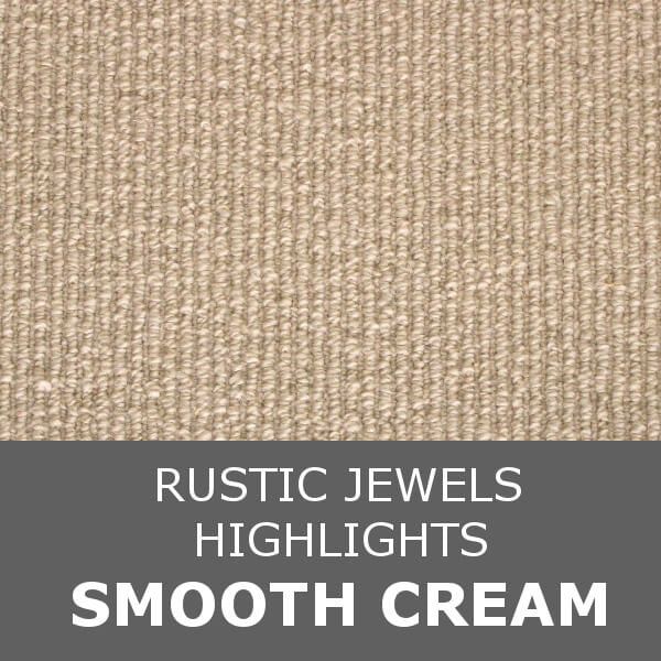 Navan Rustic Jewels - Highlights - Smooth Cream 40810
