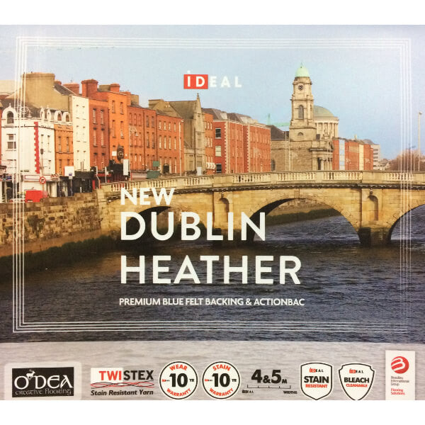 Ideal New Dublin Heather - Ash 140