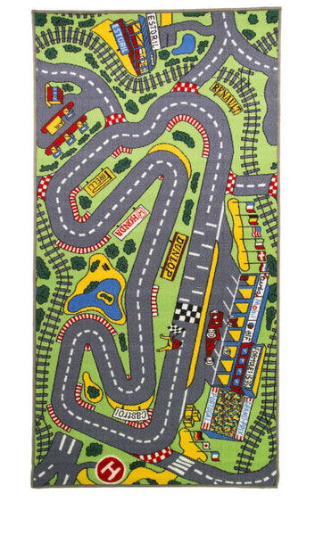 Flair_Rugs_Formula_One_Mat