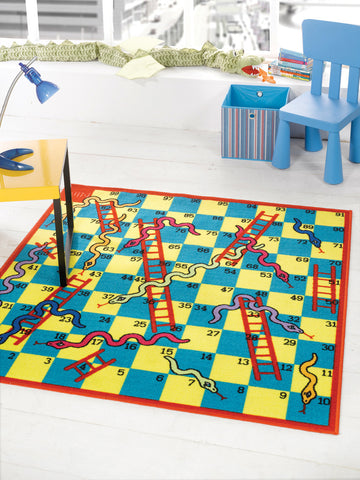 Flair Rugs - Snake & Ladder