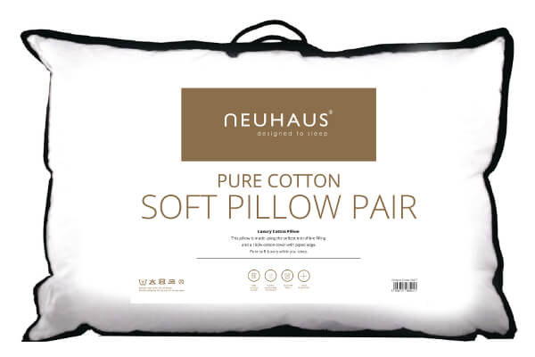 Neuhaus Luxury Cotton Pillows