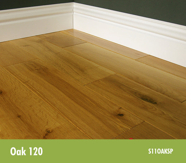 Lignum Pure - Eighteen - Oak 120