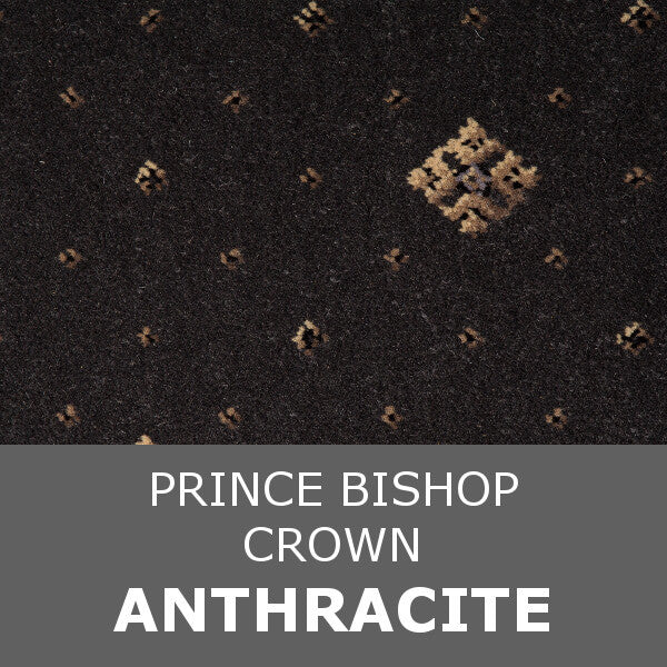 Hugh Mackay Prince Bishop Crown Range - Anthracite 52