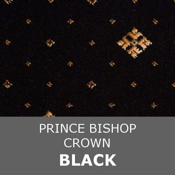 Hugh Mackay Prince Bishop Crown Range - Black 406