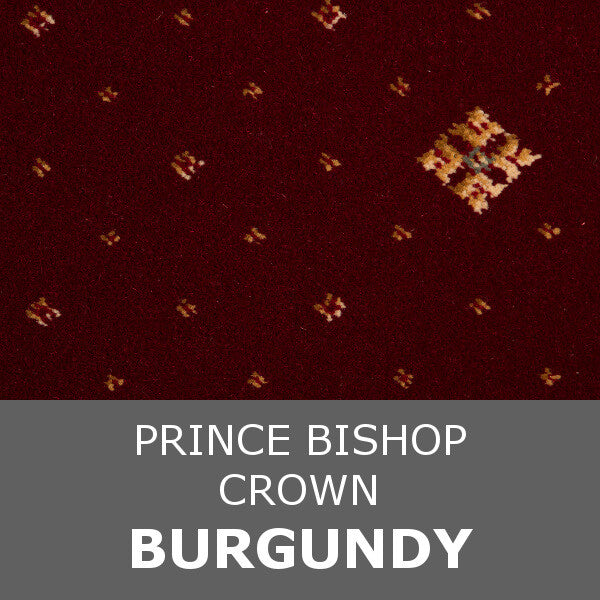 Hugh Mackay Prince Bishop Crown Range - Burgundy 408